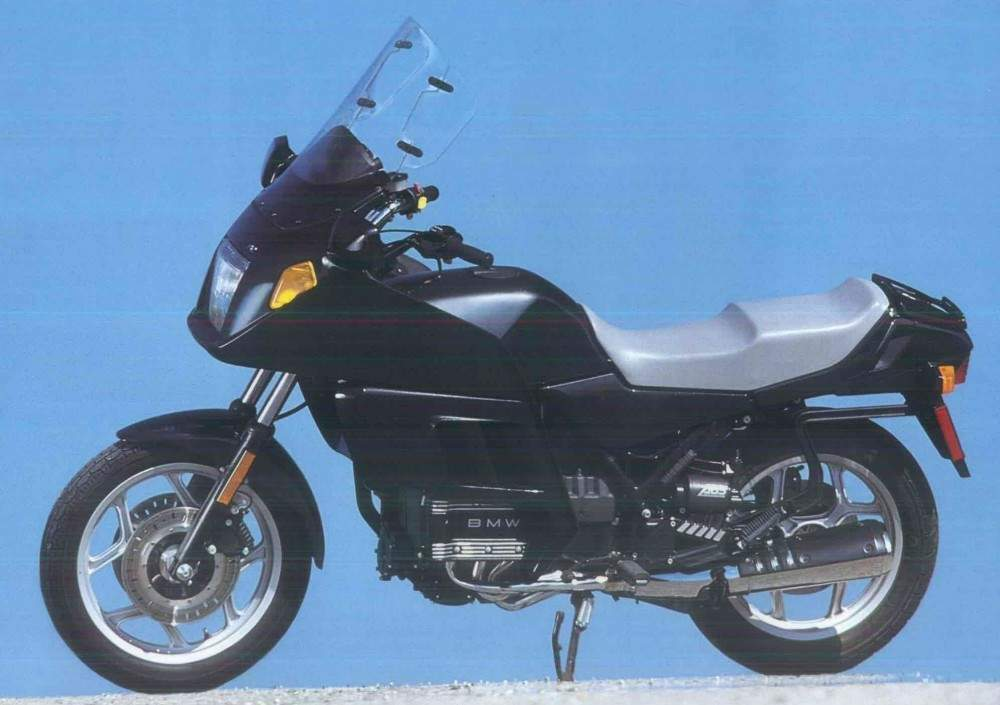 BMW K 75RT technical specifications